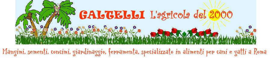 AGRICOLA GALTELLI