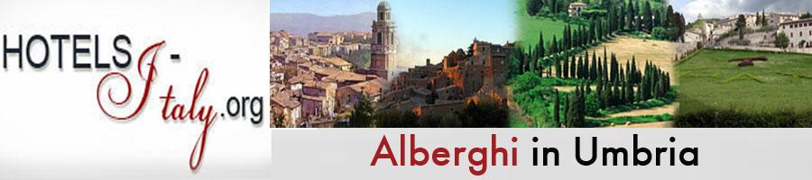 ALBERGHI IN UMBRIA