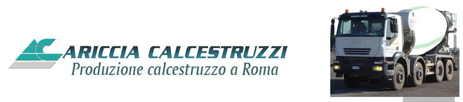 ARICCIA CALCESTRUZZI