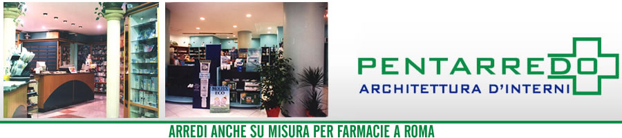 ARREDI PER FARMACIE