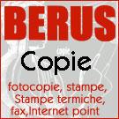 berus copie - centro fotocopie a roma