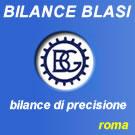Bilance Blasi - vendita, assistenza, riparazione bilance a roma