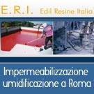 eri resine -impermeabilizzazione a roma