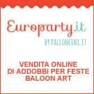 EUROPARTY - addobbi per feste