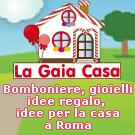 La Gaia Casa - vendita online di articoli da regalo