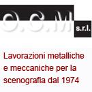 Ocm srl - carpenteria metallica  Impianti scenografici a Roma