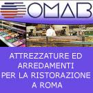 Omab ristorazione attrezzature arredamenti