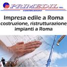 Primedil Impresa edile a roma
