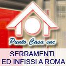 Punto Casa snc - Infissi a Roma