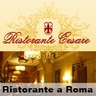 Ristorante Cesare a piazza cavour roma