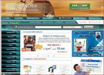 CENTRO COMMERCIALE MARIO RINO BIANCHERI - Centro Commerciale Online CALTANISSETTA