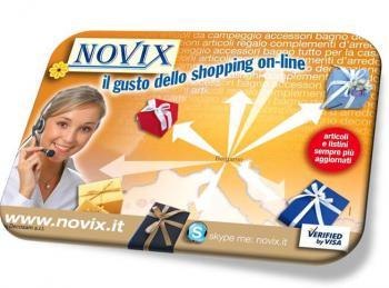 NOVIX - COMMERCIO ON LINE BERGAMO