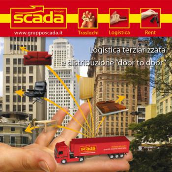 SCADA LOGISTICA SRL - Traslochi, logistica e rent CREMA