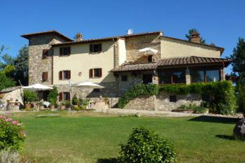 B&B VILLA CARDETO - Bed and Breakfast ANGHIARI
