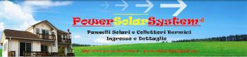POWERSOLARSYSTEM - vendita pannelli solari MONDRAGONE