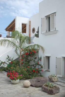 VILLA SEA ROSE A LIPARI - Appartamenti  vista mare LIPARI
