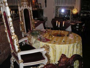 RISTORANTE ROMANTICO RENOIR CAFE - cena romantica speciale POGLIANO MILANESE