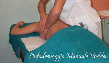 LINFODRENAGGIO - Massaggio Manuale Vodder ROMA