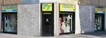 SERGIO PORRO - T&T TESSUTI E TENDAGGI - vendita tendaggi tessuti CESANO BOSCONE