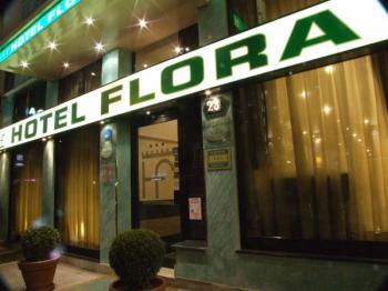 HOTEL FLORA - Hotel, Albergo, Pensione MILANO