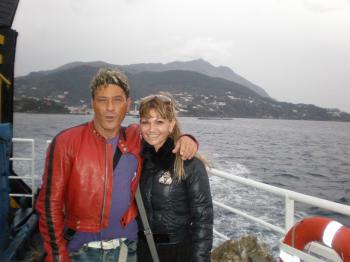 WLAD E SIRJA - cantanti ROMA