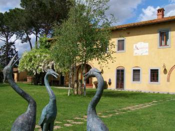 AGRITURISMO IL BOTTACCINO - Casa vacanze con equitazione MONSUMMANO TERME